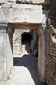 A gate in Ephesus city — Stock Photo