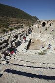 The Odeion, Ephesus, Izmir, Turkey — Stock Photo