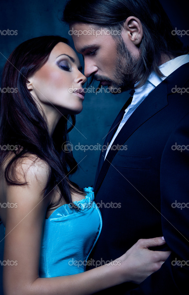 Sexy couple  — Stock Photo #9131913