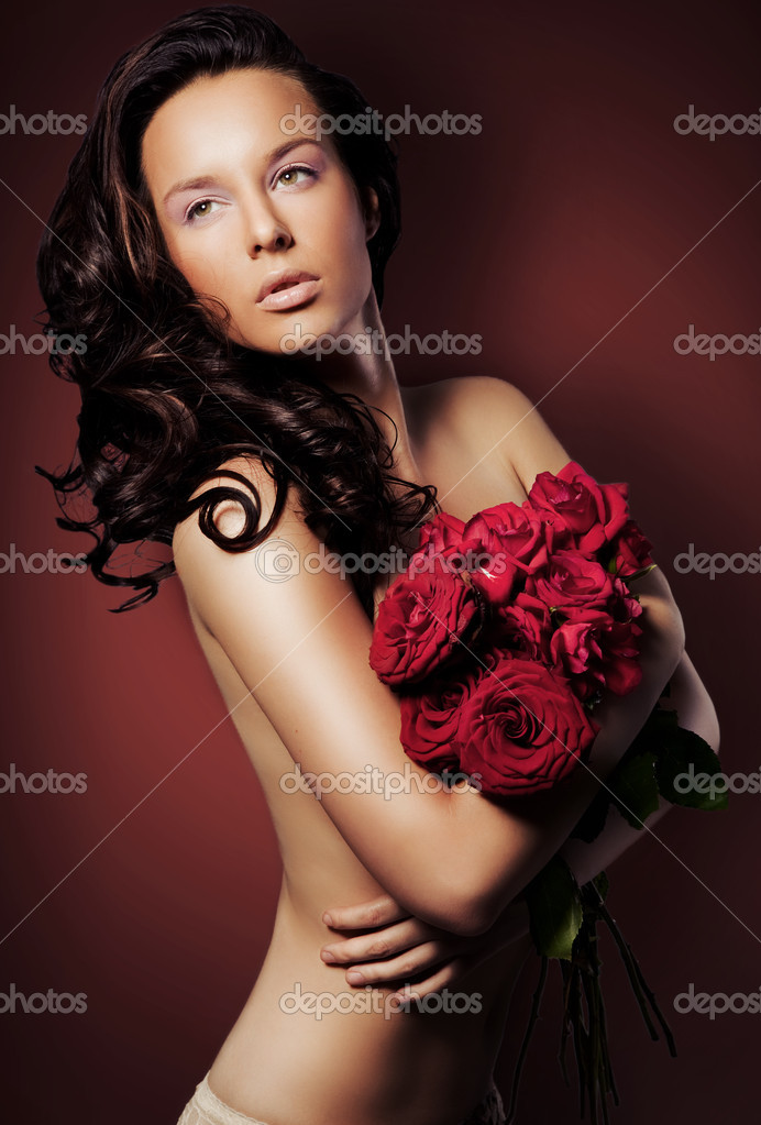 Young lady  — Stock Photo #9196061