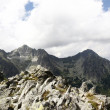 Vysoke Tatry, High Tatras — Stock Photo #10250961