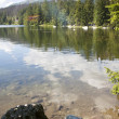 Strbske pleso - Vysoke Tatry, High Tatras — Stock Photo #10254513
