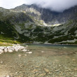 Vysoke Tatry, High Tatras — Stock Photo #10254514