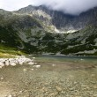 Stock Photo: Vysoke Tatry, High Tatras