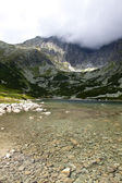Vysoke Tatry, High Tatras — Stock Photo