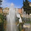 Tivoli - Villa d'Este - The Neptune Fountain - Stock Photo