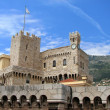 Stock Photo: Prince's Palace of Monaco