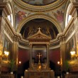 Church Notre-Dame-de-Lorette interior in Paris — Stock Photo