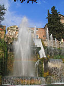 Tivoli - Villa d'Este - The Neptune Fountain — Stock Photo