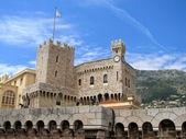 Prince's Palace of Monaco — Stock Photo