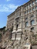 Oceanographic Museum of Monaco — Stock Photo