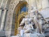 Paris - Small Palais Entrance — Stock Photo