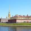Peter and Paul Fortress — Stock Photo #10371615