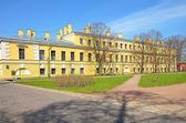 Façade des bâtiments historiques — Photo
