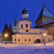 Veliky Novgorod , Russia — Stock Photo