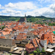 Cesky Krumlov, Czech republic — Stock Photo #9126294