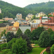 Karlovy Vary, Czech republic — Stock Photo #9127163