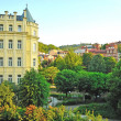 Karlovy Vary, — Stock Photo #9127254