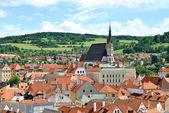 捷克克鲁姆洛夫,捷克共和国 — 图库照片