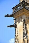 Historic building in Prague, Czech Republic — Stock Photo