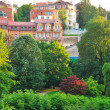 Karlovy Vary, Czech republic — Stock Photo #9180853