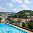Karlovy Vary, Czech republic — Stock Photo #9219632