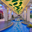 Shopping mall interior — Stock Photo