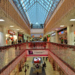 Interior shopping mall — Stock Photo