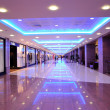 Stock Photo: Shopping mall interior