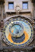 Prague, Prague Clock — Stock Photo