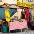 Stock Photo: Fair in Cesky Krumlov