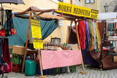 Fair in Cesky Krumlov — Stock Photo