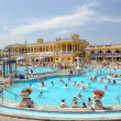 Stock Photo: Szechenyi Bath in Budapest
