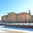 Mikhailovsky Castle in St-Petersburg, Russia — Stock Photo #9422883
