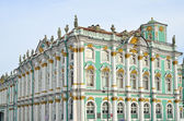 Winter Palace in Saint Petersburg, Russia — 图库照片