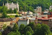 Resort Karlovy Vary, Czech republic — Stock Photo