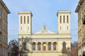Lutheran Church of St. Peter in St. Petersburg, Russia — Stock Photo
