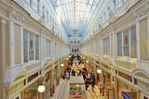 The Passage shopping mall interior — Stock Photo