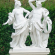 Sculpture in the park Belvedere in Vienna, Austria — Stock Photo