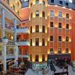 Panoramof Vladimirsky passage in St. Petersburg, Russia — Stockfoto #9844347