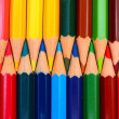 Colour pencils. — Stock Photo