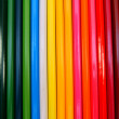 Colour pencils. — Stock fotografie