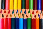 Kleur potloden. — Stockfoto