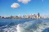 Skyline of Seattle, Washington — Stock Photo