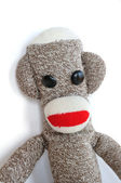 Sock Monkey — Stock Photo
