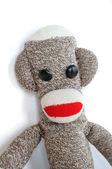Sock Monkey — Stock Photo