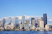 Skyline of Seattle, Washington — Stock Photo