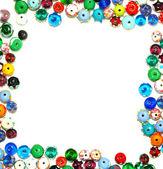 Glass beads — Stock Photo