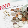Foreclosure — Stock Photo #9320442