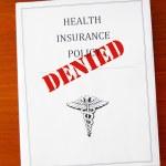 Постер, плакат: Health insurance